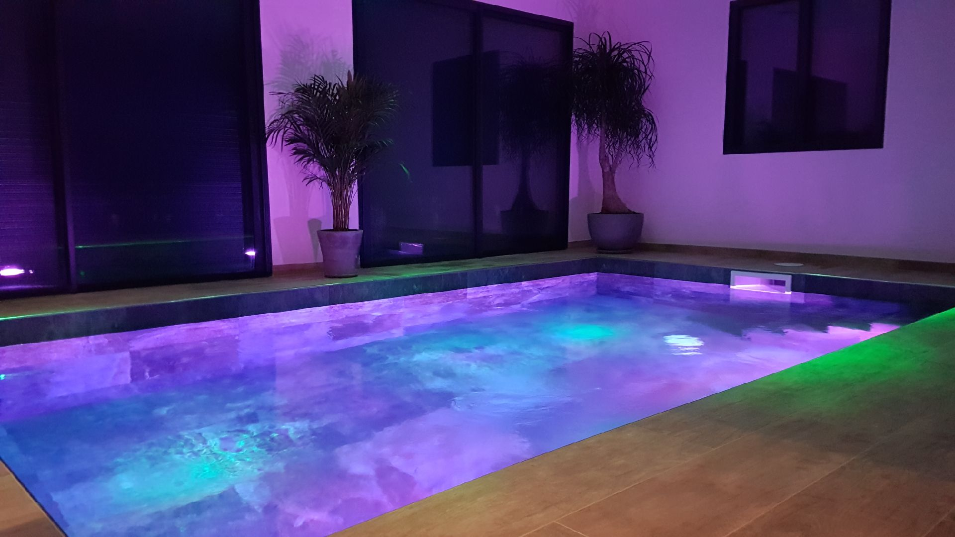 piscine privée